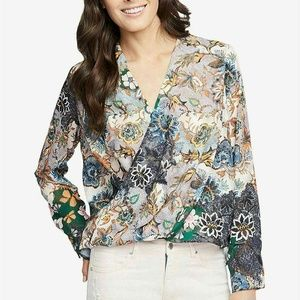 Rachel Rachel Roy Small Wonderlust Blouse 3X36